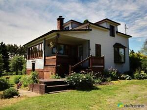 189 000$ - Maison 2 étages à vendre à Marston