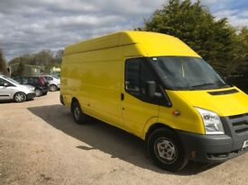 Ford transit 115t350 2011 xlwb jumbo low miles very good condition