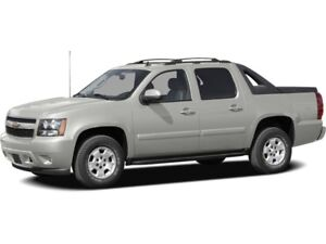 2008 Chevrolet Avalanche 1500 LTZ LOADED 4X4 LEATHER SUNROOF...