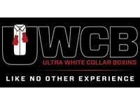 Ultra White Collar Boxing (UWCB) Tickets, Darlington Charity Boxing Event.