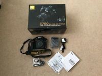 Nikon D750 Full Frame DSLR - Totally Immaculate - As New