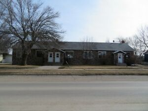 Great investment!  Triplex at 5613/5619/5621 - 56th St in Taber