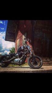 Bobber! Honda shadow