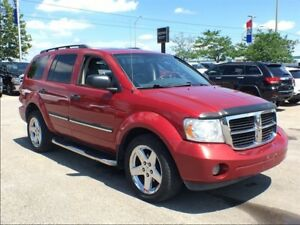 2008 Dodge Durango *LEATHER*SUNROOF*V8*WELL KEPT*