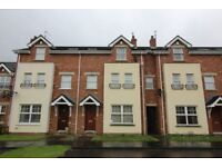 4 bedroom townhouse to rent Glenvale Park Derry