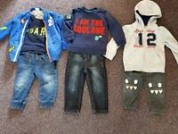 Clothes for boy 12-18 month, good condition