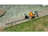Stihl hedge trimmer petrol
