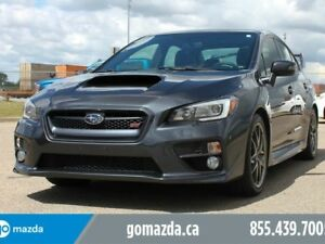 2015 Subaru WRX STI Sport-Tech LEATHER SUNROOF NAVIGATION