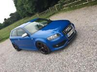 Audi s3 BIG SPEC