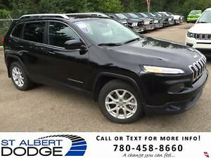 2015 Jeep Cherokee LATITUDE | FWD | PWR LIFT | BACK CAM | LOW KM