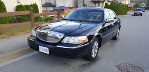 2003 Lincoln Town Car Cartier Edition - Power Sunroof