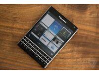 Blackberry Passport Brand new Condition Unlcoked 32GB