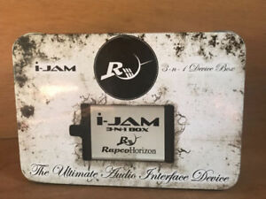 Amp kit Portable i-JAM 3 in 1 Box