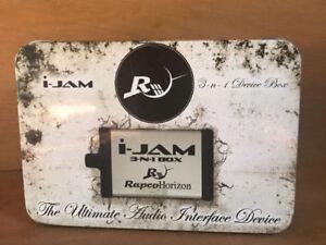 Amp kit Portable i-JAM 3 in 1 Box