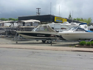 DONT LET THE SUMMER PASS YOU BY NEW AND USED PONTOONS IN STOCK