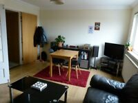 Double bedroom to rent in modern flat. Short term 3-4 months max.