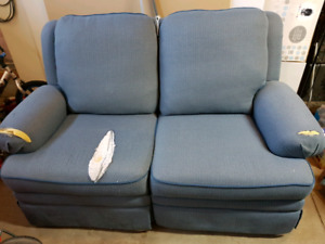 Lazy boy recliner love seat