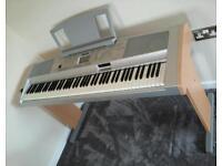 Portable Keyboard with Stand - Yamaha DGX-500