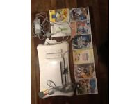 Hi I have a Nintendo wii with 2 controls 1 nun chuck wii fit balance board and 8 games £50 Ono