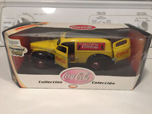 Coke Cola 1940 Ford Die Cast NEW