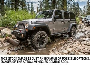 2017 Jeep WRANGLER UNLIMITED New Car Sport S|4x4|LED,Cnnctvty,Pw