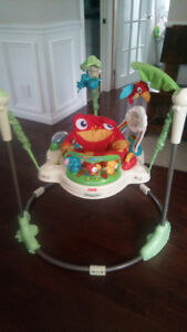 Fisher Price Rain-forest Jumperoo