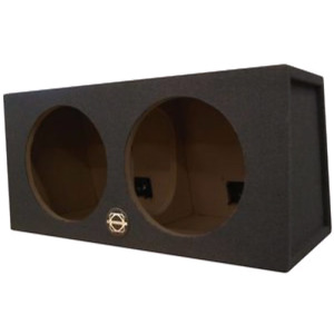 """2 - 10"""" subwoofer box from bassworks"""