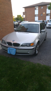 2002 BMW 325i for sale. Reduced to $1300
