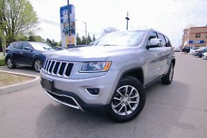 2015 Jeep Grand Cherokee 4DR 4WD