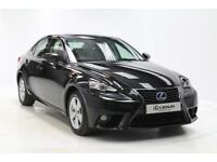 Lexus IS 300H SE (black) 2013-07-20