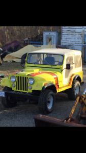 Awesome Jeep