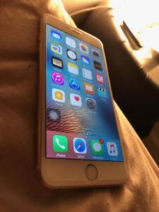 iPhone 6 Plus mint shape bell vergin gold