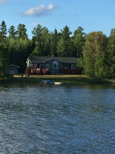Lakehouse on beauty  Kenogami Lake (outskirts of Kirkland Lake)