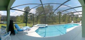 Stunning 4 Bed 3 Bath Villa near Disney World Florida