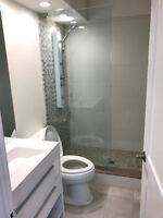 Bathrooms, Basements and All Home Renovations!