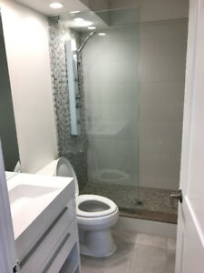 Custom Bathrooms, Basements and All Home Renovations!