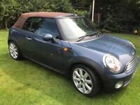 Mini Cooper Convertible £3995 ono