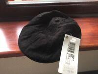 Men's French peak hat