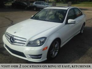 2013 Mercedes-Benz C-Class NAVIGATION | NO ACCIDENTS | XENON HEA