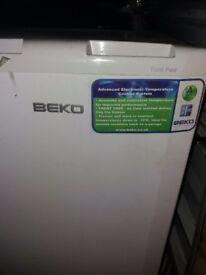 Beko larder freezer