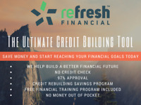 Want to save money and build credit?