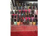 Opi nail varnishes