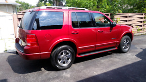 2004 Ford Explorer 4x4 Limited