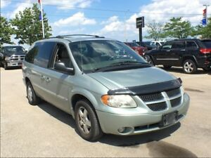 2003 Dodge Caravan *ES*AWD*LEATHER SEATING*TRAILER TOW GRP* SUNR
