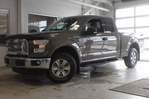 2016 Ford F-150 XLT-FX4 Off Road Pkg-Spray In Bedliner-Power Dri