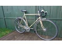 Claud Butler Majestic - touring bike (large)