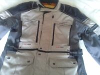 RST Bikers Jackets x 2. 1size XL, 1 size sm