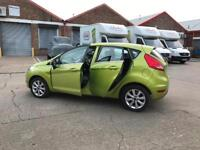 Ford Fiesta 1.2 Petrol 2010 Low Mileage with 1 Year Mot IMmaculate