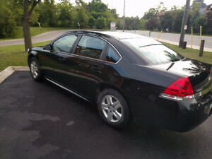 2011 Chevrolet Impala Sedan - Low KM, Great Condition