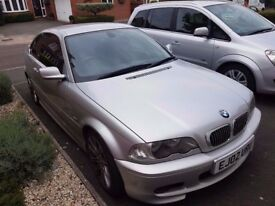 BMW 330ci - 12 month MOT / REDUCED ( From 2500)